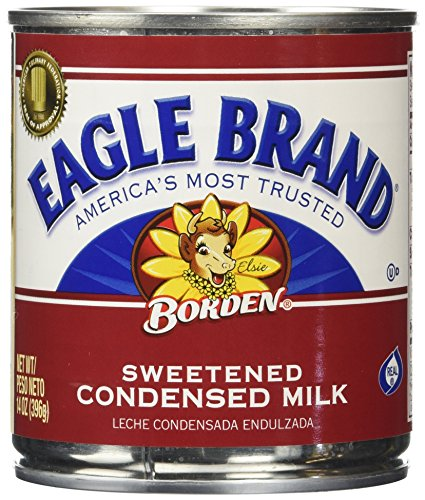 Borden Eagle Brand Sweetened Condensed Milk 4 pack of 14 oz. ()