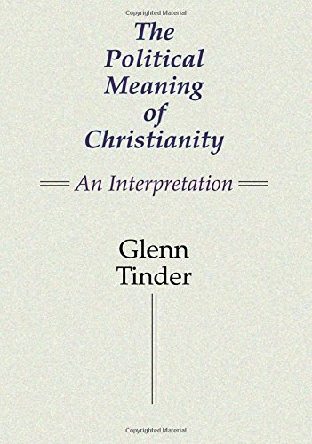 Download The Political Meaning of Christianity: An Interpretation pdf epub