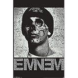 """Trends International Eminem Skull Wall Poster 22.375"""" X 34"""""""