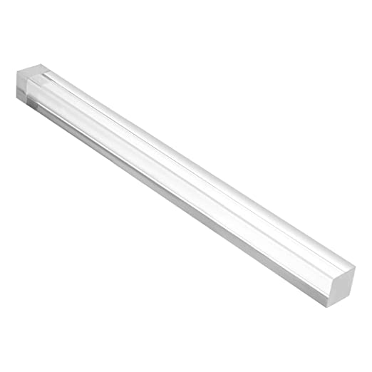 CLEAR ACRYLIC PERSPEX SQUARE SOLID BAR  3MM TO 20MM UPTO 100MM TO 1000MM