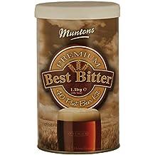Muntons Prmium Bitter 40 Pint Beer KIT 1.5KG
