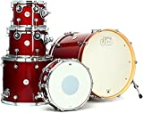 DW Design Series 5-piece Shell Pack - Cherry - Best Reviews Guide
