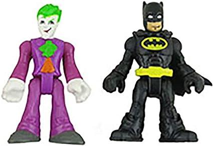 Imaginext DC Super Friends Batbot Xtreme Replacement Batman Figure Mattel