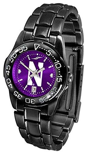 Ladies Watches Northwestern Wildcats - Northwestern Wildcats Fantom Sport AnoChrome Women's Watch