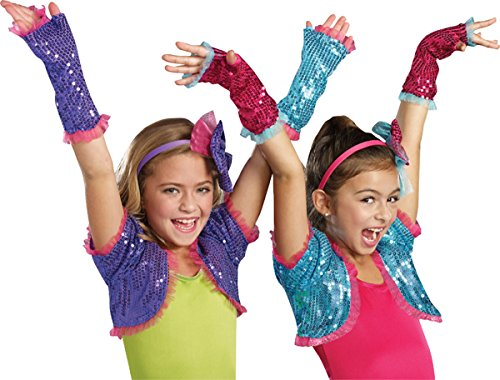 Costume Dance Morris (Morris Costumes Dance Craze Arm Warmers)