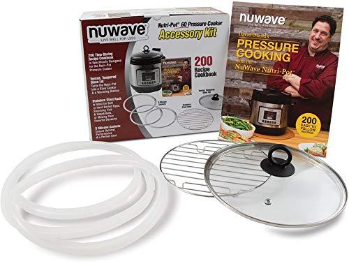 Nutri Pot Pressure Cooker Accessoy Kit Nuwave