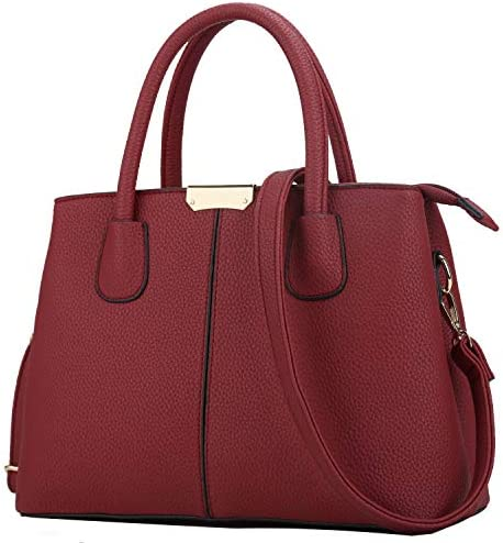 KKXIU Purses and Handbags for Women Top Handle Satchel Shoulder Ladies Crossbody Bags
