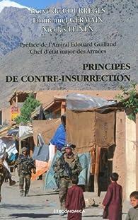 Principes de contre-insurrection par Hervé de Courrèges
