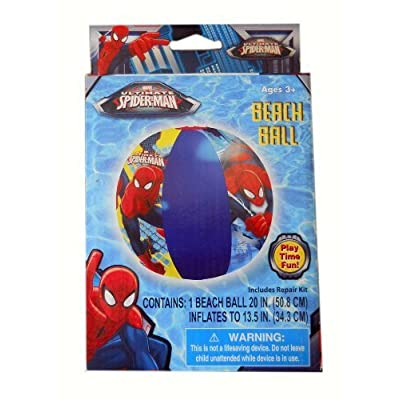 Ultimate Spider-Man Beach Ball: Toys & Games