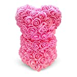 The-10-Pink-Rose-Hand-Made-Teddy-Bear-Artificial-Forever-Best-Gift-Graduation-Gift-Flowers-for-Valentines-Day-Mothers-Day-Graduation-Christmas-Anniversaries-Birthdays-Weddings