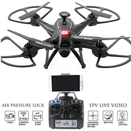 Drone-with-Camera-Live-Video-Controller-Navigator-FPV-High-Speed-Quadcopter-First-Person-View-Flight-in-Real-Time-with-VR-Air-Pressure-Sensor-Attitude-Lock-Headless-Mode-Return-Home-Key