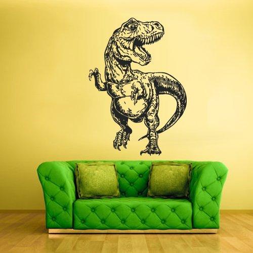 T-rex Mural - 3