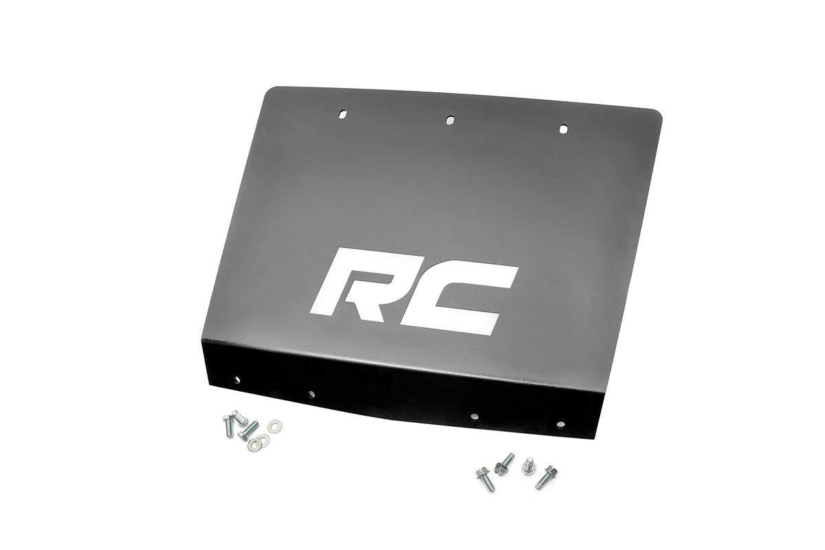 """Rough Country 2"""" UTV Receiver Hitch Plate for 2017-2020 Maverick X3-97023"""