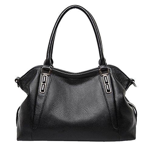 Mena UK-Fashion bags multicolor optional neuen britischen weichem Kunstleder Inlay Saphir Damen Handtasche Schultertasche / Umhängetasche