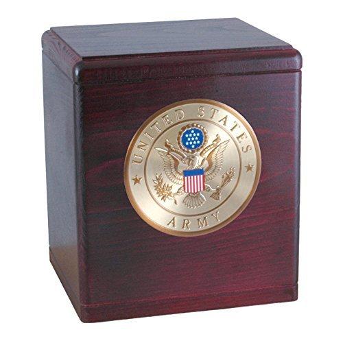 urn medallion - 3