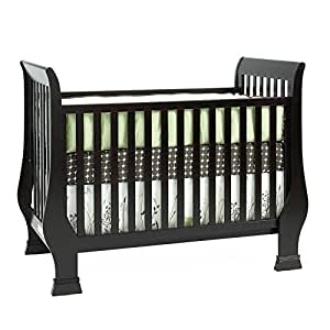 Amazon.com : Baby Cache Bliss Essential Sleigh Crib ...