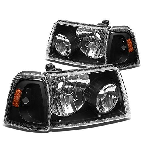03 ford ranger headlight assembly - 9