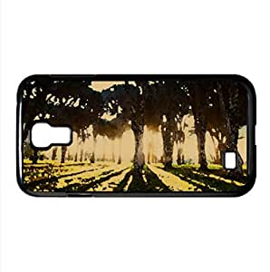 Outdoors Watercolor style Cover Samsung Galaxy S4 I9500 Case (Landscape Watercolor style Cover Samsung Galaxy S4 I9500 Case) by icecream design