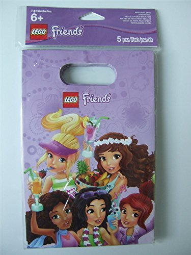 New 2015 Lego Friends Birthday Party Bags (Games Party Birthday Lego)