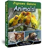 Jigsaws Galore Animals! Set 4