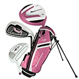 Ray Cook Golf Manta Ray 5 Piece Girls Junior Set With Bag (Ages 3-5)