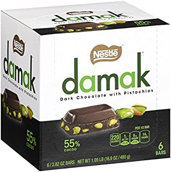 6 Pk. Nestle Damak Dark Chocolate