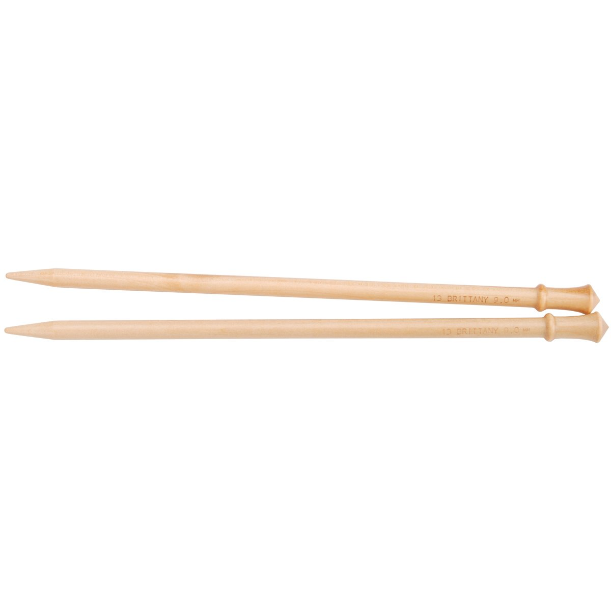 Brittany SP104 Single Point Knitting Needles 10-Size 4//3.5mm