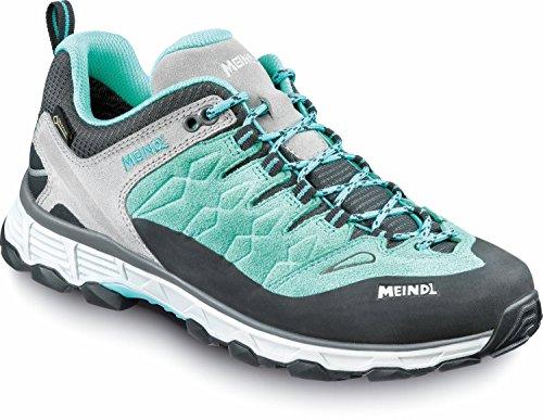 Meindl, Stivali da escursionismo donna grigio turchese/grigio