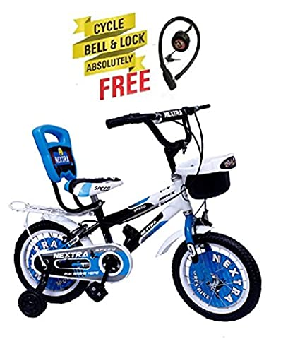 Buy Speed Bird Cycle Industries 14 T Nextra With Back Carrier Kid