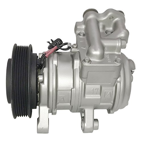 RYC Remanufactured AC Compressor and A/C Clutch GG379