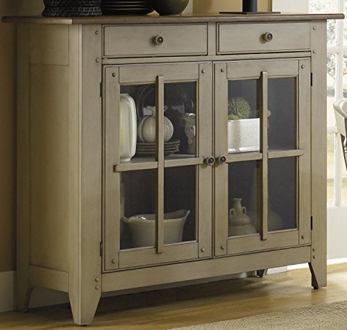 (Liberty Furniture INDUSTRIES 541-SR5043 Al Fresco Dining Server, 50
