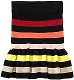 Sonia Rykiel Enfant Little Girls' Ribbed Skirt (Toddler/Kid) - Multicolor - 4