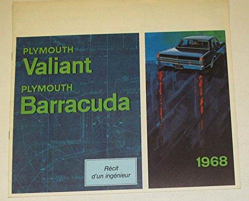 Plymouth Barracuda Formulas - 9