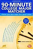 90-Minute College Major Matcher, Laurence Shatkin, 159357360X