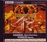 Handel: Dixit Dominus / Vivaldi: Gloria