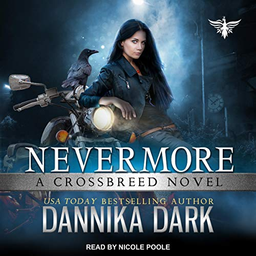Pdf Thriller Nevermore: Crossbreed Series, Book 6