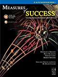 img - for Measures of Success E-flat Alto Saxophone Book 1 book / textbook / text book