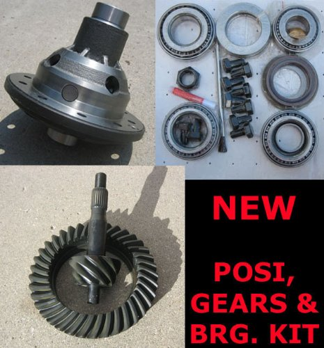 Trac-Lock Posi 28 Spline - Gear - Bearing Kit Package for Ford 9