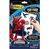 Marvel Ultimate Spider-Man Colorforms Fun Pack Restickable Set
