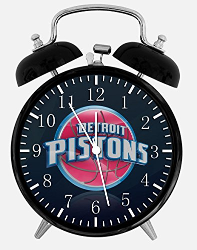 "Price comparison product image Pistons Alarm Desk Clock 3.75"" Home or Office Decor W211 Nice For Gift"