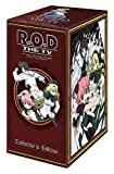 R.O.D -The TV-, Vol. 7: The New World, Series Box, and Action Figure