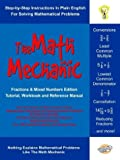 img - for The Math Mechanic Fractions & Mixed Numbers book / textbook / text book
