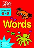 Words Age 4-5 (Letts Fun Learning) (Letts Fun Farmyard Learning)