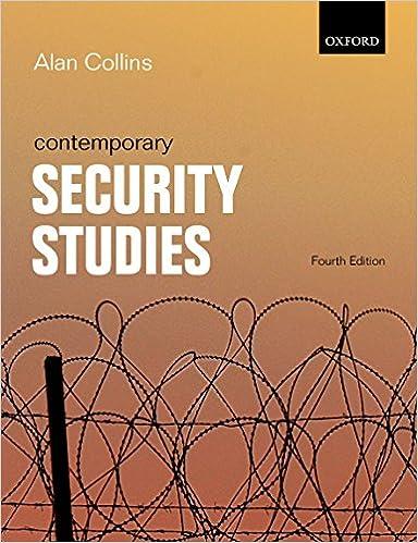 Amazon.com: Contemporary Security Studies (9780198708315 ...