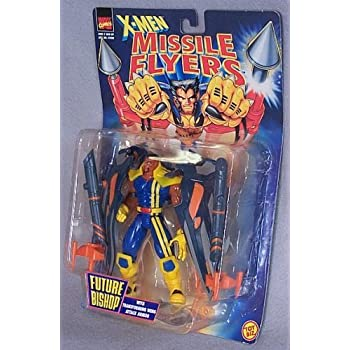 Bishop (Future) from X-Men Missile Flyers Action Figure
