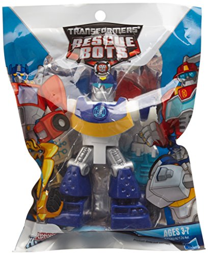 Playskool Heroes Transformers Rescue Bots Chase the Police-Bot