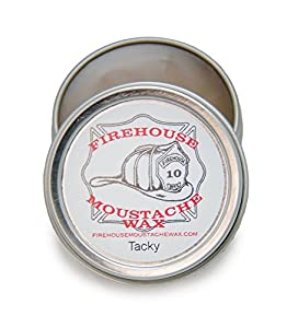 Firehouse Mustache Wax, Wacky Tacky