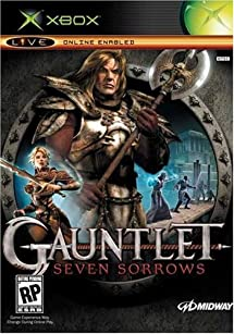 Gauntlet Seven Sorrows - Xbox