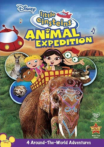 Disney Little Einsteins: Animal Expedition]()