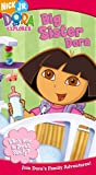 Dora the Explorer: Big Sister Dora [VHS] [Import]